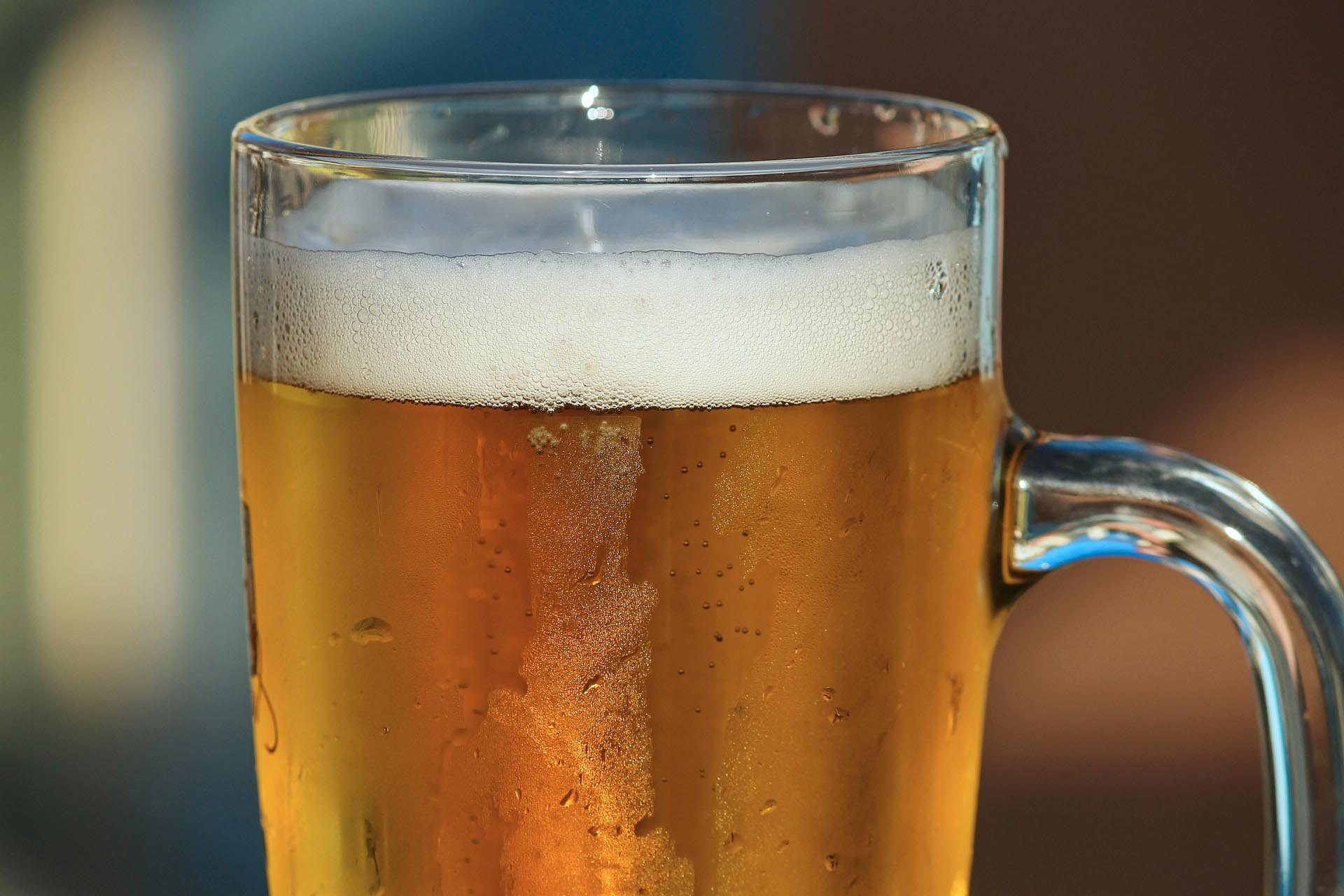 Image of alcohol free beer