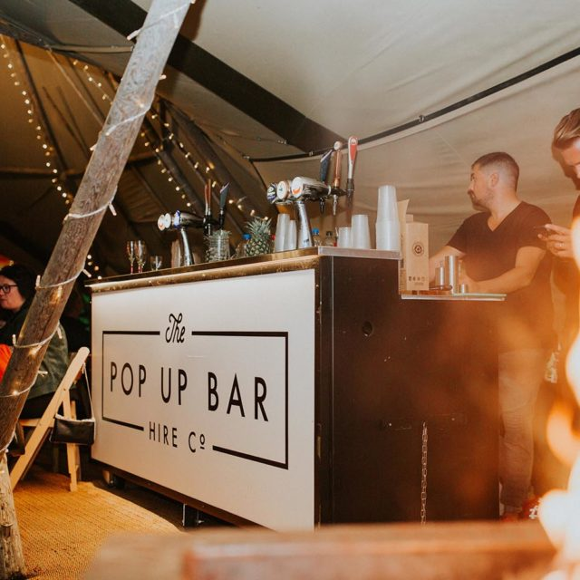 image of pop up bar