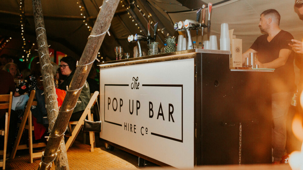 cardiff mobile bar hire